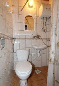 Pokój Włodka - łazienka