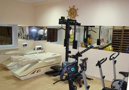 sala fitnes