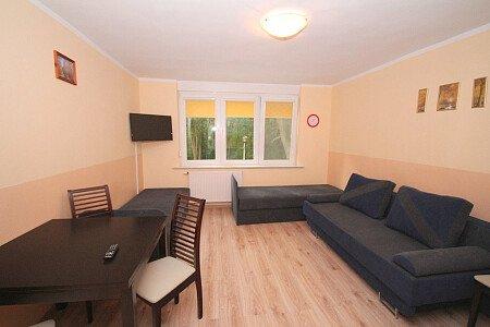 Pokój nr 4 z aneksem kuchennym 4 osobowy z łazienką bez balkonu