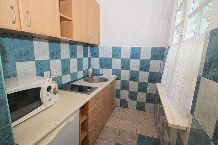 Pokój nr 3 - kuchnia