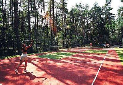Kort tenisowy - Krakus II