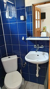 Pawilon-pokój nr 4 ,łazienka
