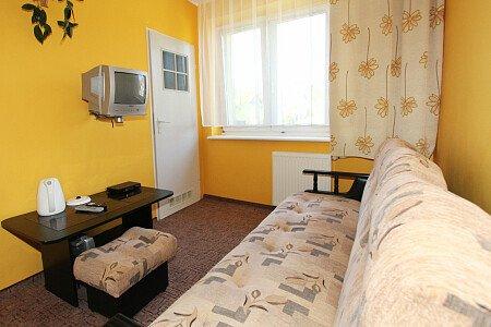 Pokój nr 5. Zdjęcie 2 Pokój dla 2 osób od strony południowej