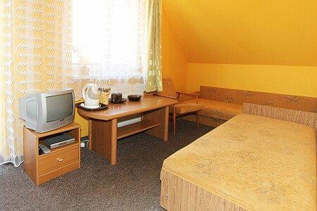 Pokój nr 9 zdjęcie 2 Pokój dla 3-4 osób z balkonem od strony wschodniej