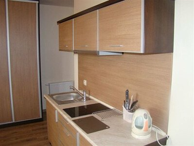 Pokój nr 6 - aneks kuchenny