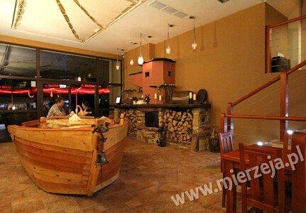 Restauracja NADMORSKA (parter, sala główna)