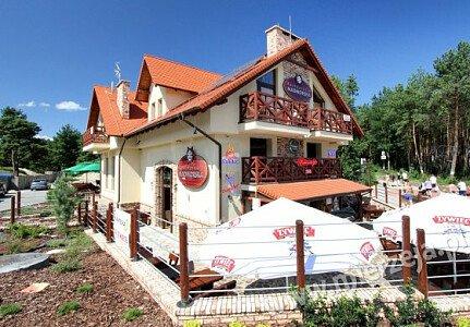 Restauracja NADMORSKA (widok od ul. Korczaka-Przyjaźni)