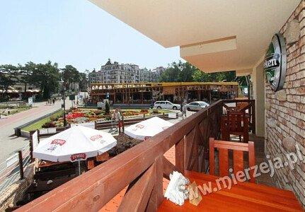 Restauracja NADMORSKA (antresola VIP - balkon)