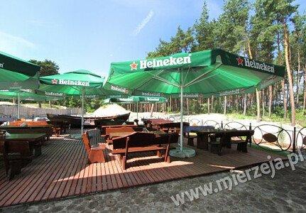 Restauracja NADMORSKA (parter, ogródek HEINEKENA)