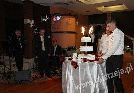 Restauracja NADMORSKA - tort weselny
