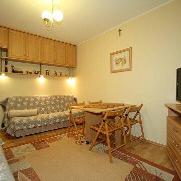 Skarpa5 - pokój z kuchnią