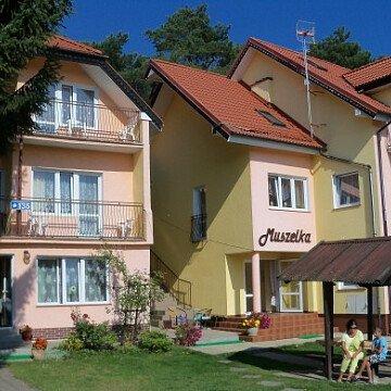 Dom Muszelka