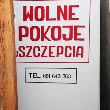 """Wynajem Pokoi """"U Szczepcia"""""""