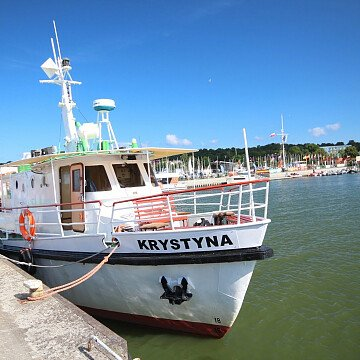 Statek Krystyna