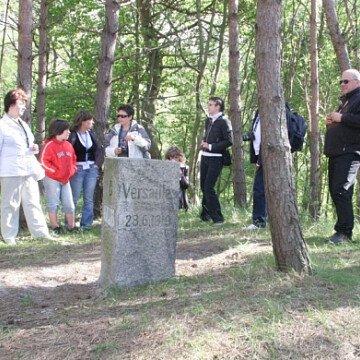 Kamienie graniczne Wolnego Miasta Gdańska