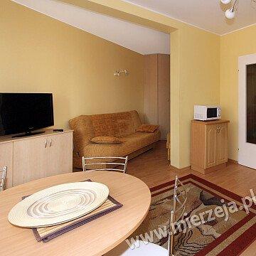 Apartament Asia i Ania