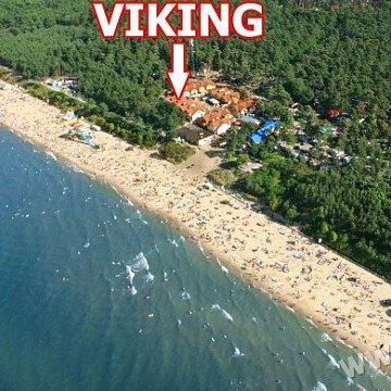 Viking - pokoje z widokiem na morze