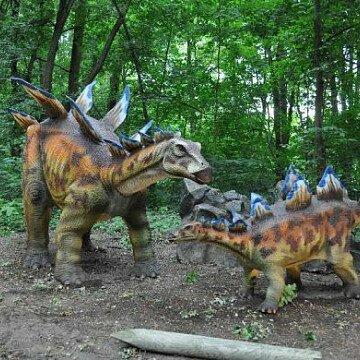 Park Ruchomych Dinozaurów w Malborku