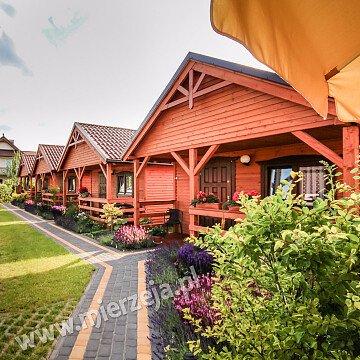 Domki w Ogrodzie