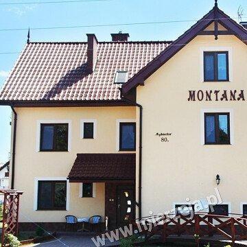 """Dom Wczasowy """"Montana"""""""