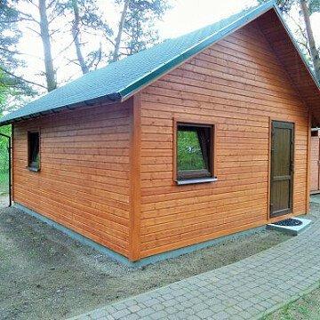 Domek i pokoje u Małgosi