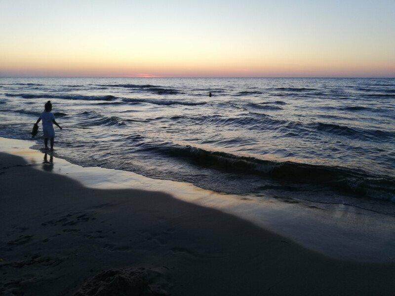 Lato w Krynicy Morskiej trwa! Prognoza pogody na najbliższe  dni obiecująca!