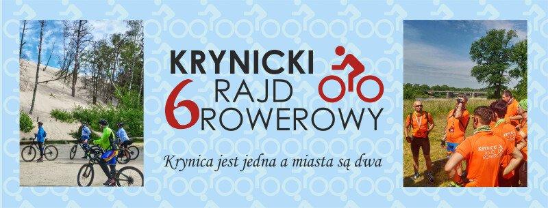 VI Krynicki Rajd Rowerowy